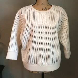 New with tags Milly Sweatshirt